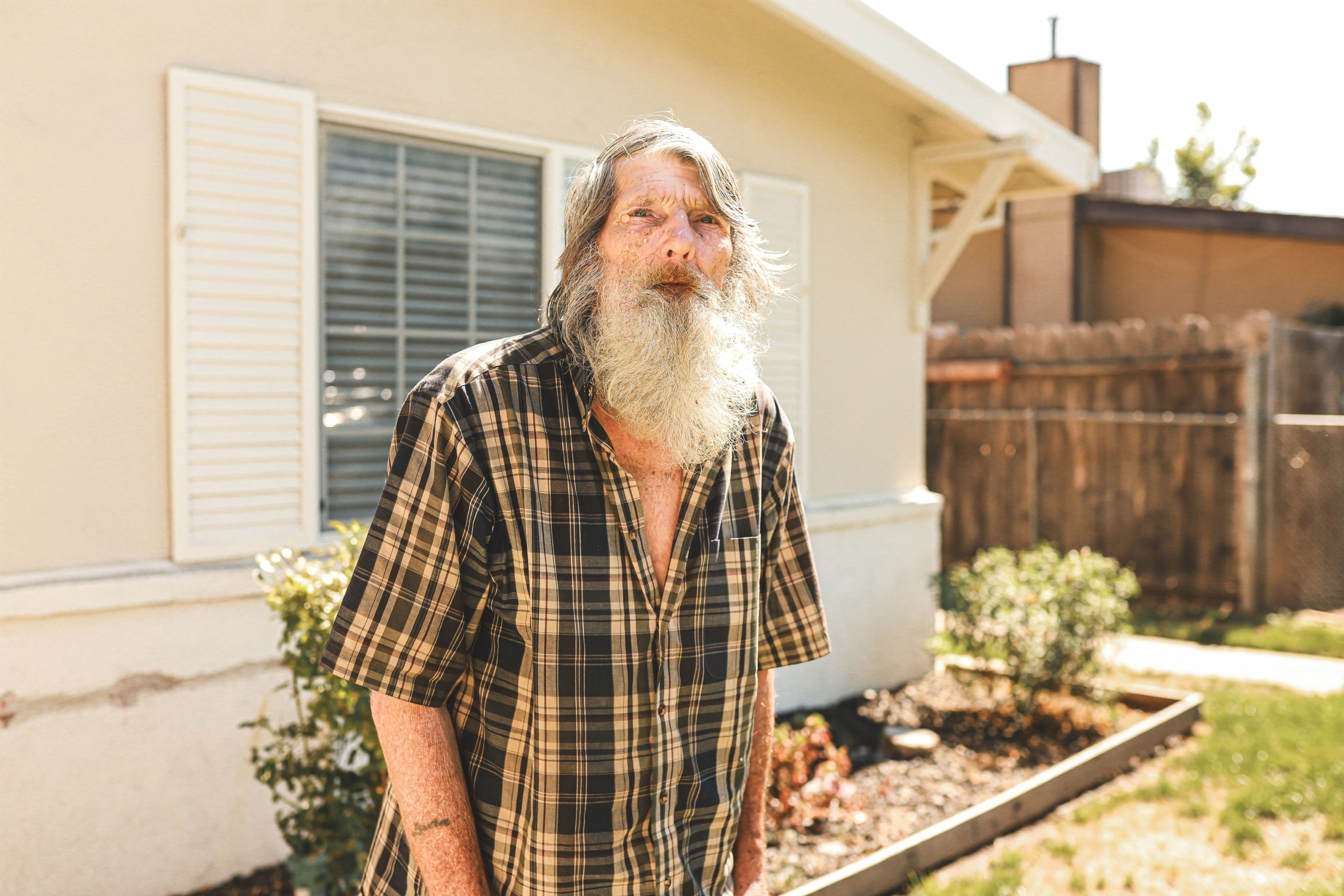 Unhoused to Permanent Supportive Housing
